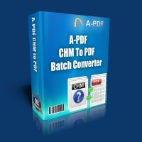 Batch CHM to PDF Converter - Convert Microsoft Compiled HTML