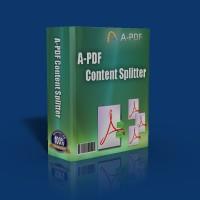 box of A-PDF Content Splitter