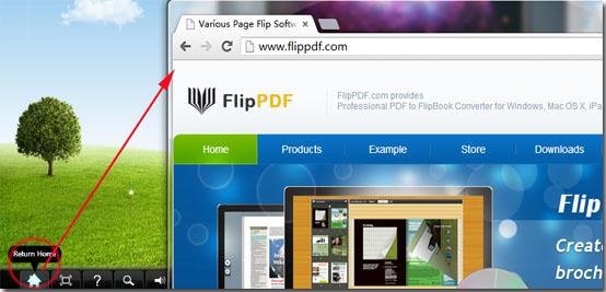 convert pdf to url link online