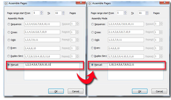 How To Change The Sequential Order Of Pages In A PDF File A