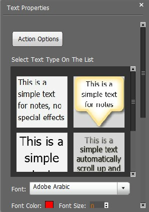 How to add annotations in my Flipbook by PDF to Flip Book Maker