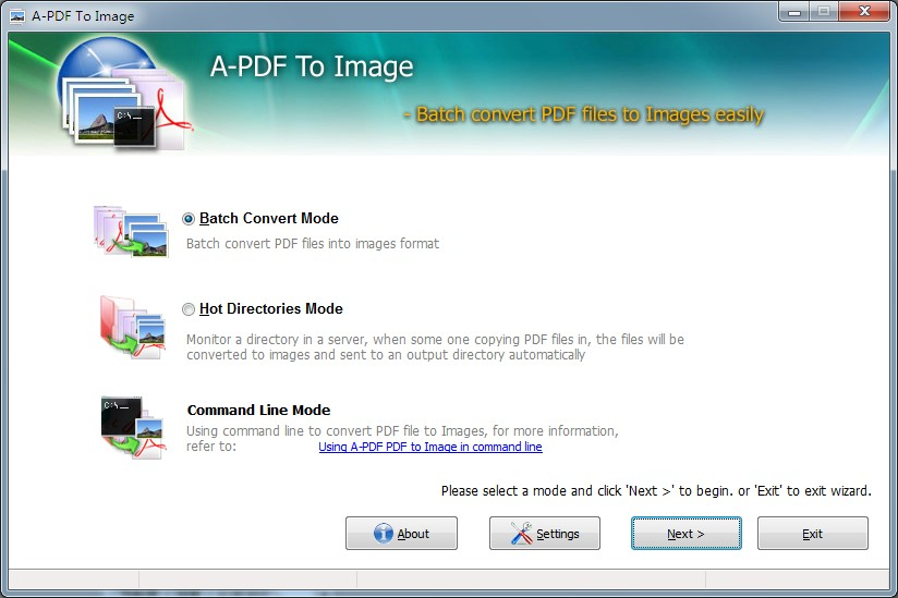 Welcome to PS2PDF