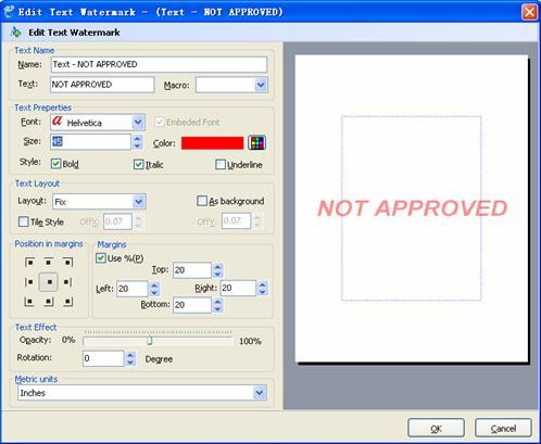 make paper watermarks