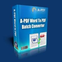 A-PDF Word to PDF 4.6.0